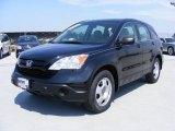 2008 Nighthawk Black Pearl Honda CR-V LX #35789358