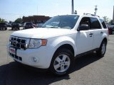 2009 Oxford White Ford Escape XLT V6 4WD #35788317