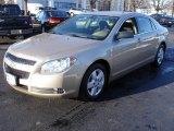 2008 Sandstone Metallic Chevrolet Malibu LS Sedan #3564948