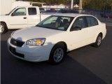 2008 White Chevrolet Malibu Classic LS Sedan #3569253