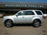 2009 Brilliant Silver Metallic Ford Escape Limited V6 4WD #35789036