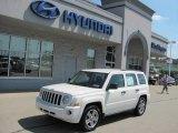 2007 Stone White Jeep Patriot Sport 4x4 #35788709