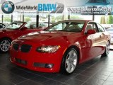 2007 Crimson Red BMW 3 Series 335i Coupe #35788417