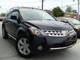 2007 Super Black Nissan Murano SL AWD #35789549