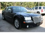 2008 Brilliant Black Crystal Pearl Chrysler 300 C HEMI #35789614