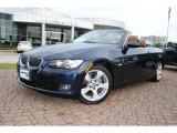 2008 Monaco Blue Metallic BMW 3 Series 328i Convertible #35789208