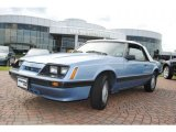 1986 Ford Mustang LX Convertible Data, Info and Specs