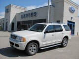 2004 Oxford White Ford Explorer Limited 4x4 #35788859