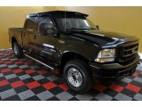 2004 Black Ford F250 Super Duty FX4 Crew Cab 4x4 #35789238