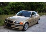 2000 Light Yellow Metallic BMW 3 Series 328i Sedan #35788870