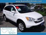2009 Taffeta White Honda CR-V EX-L #35899740
