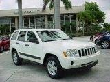 2006 Stone White Jeep Grand Cherokee Laredo #35899313
