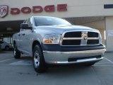 2011 Bright Silver Metallic Dodge Ram 1500 ST Quad Cab 4x4 #35899987
