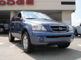 2005 Ice Blue Metallic Kia Sorento LX #35899993
