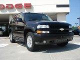 2005 Black Chevrolet Tahoe Z71 4x4 #35899999