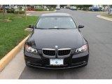 2008 Jet Black BMW 3 Series 328xi Sedan #35899331