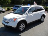 2007 Taffeta White Honda CR-V EX-L 4WD #35900027