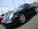 2007 Midnight Blue Metallic Porsche 911 Targa 4S #35899380