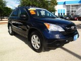 2008 Royal Blue Pearl Honda CR-V EX #35899386