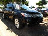2004 Super Black Nissan Murano SL #35899388