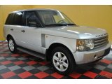 2004 Zambezi Silver Metallic Land Rover Range Rover HSE #35899902