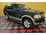 2003 Aspen Green Metallic Ford Explorer Eddie Bauer 4x4 #35899933