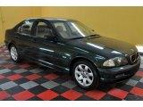 2001 Fern Green Metallic BMW 3 Series 325i Sedan #35899934