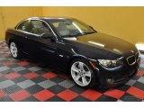 2007 Monaco Blue Metallic BMW 3 Series 335i Convertible #35899936
