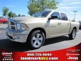 2011 White Gold Dodge Ram 1500 Big Horn Crew Cab #35899709