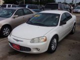2002 Stone White Chrysler Sebring LXi Sedan #35900273