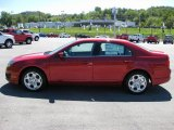 2011 Red Candy Metallic Ford Fusion SE #35956036