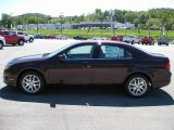 2011 Bordeaux Reserve Metallic Ford Fusion SEL #35956037