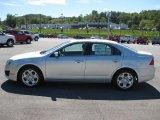 2011 Ingot Silver Metallic Ford Fusion SE #35956042