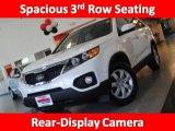 2011 Snow White Pearl Kia Sorento LX #35956130
