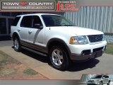 2004 Oxford White Ford Explorer XLT 4x4 #35956278