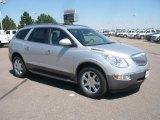 2010 Quicksilver Metallic Buick Enclave CXL AWD #35955969