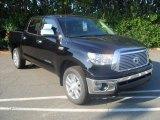 2011 Black Toyota Tundra Platinum CrewMax 4x4 #35975142