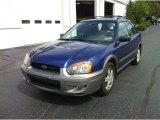 2004 Subaru Impreza Outback Sport Wagon Data, Info and Specs