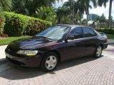 1998 Honda Accord EX V6 Sedan