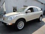 2008 Gold Mist Metallic Buick Enclave CXL #35974873