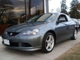 2006 Magnesium Metallic Acura RSX Type S Sports Coupe #3596905