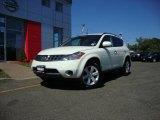 2007 Glacier Pearl White Nissan Murano S AWD #35975091