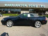 2001 Black Ford Mustang GT Convertible #35999166