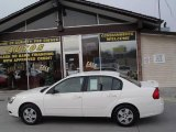 2005 White Chevrolet Malibu LS V6 Sedan #3597483