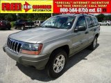 2002 Silverstone Metallic Jeep Grand Cherokee Laredo #35999500