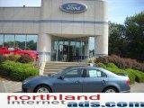2011 Steel Blue Metallic Ford Fusion SE #35998745