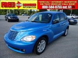 2008 Surf Blue Pearl Chrysler PT Cruiser Touring #35999507