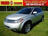 2007 Brilliant Silver Metallic Nissan Murano S #35999511