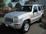 2002 Bright Silver Metallic Jeep Liberty Limited #35999282