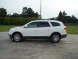 2010 White Diamond Tricoat Buick Enclave CXL AWD #35999290